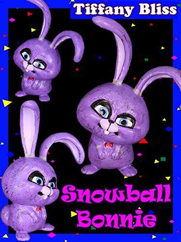 custom snowball fnaf bonnie figure secret life