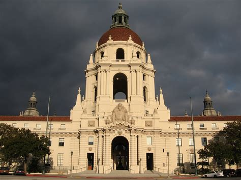 Attractive City Church Madison Wi #9: Pasadena_City_Hall_2.jpg