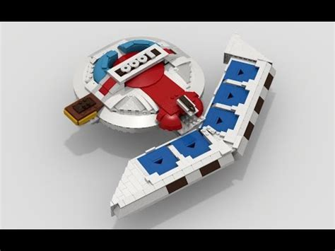 How To Make A Duel Disk Out Of Paper - yugioh lego 遊戯王 duel disk ldd