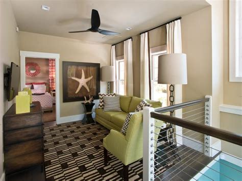 Decorating Ideas For Upstairs Loft Area Come Tour The 2013 Hgtv Smart Home With Me