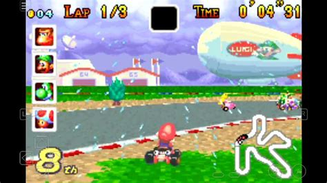 my boy roms for android my boy emulator 1 5 22 for android mario kart circuit 720p hd nintendo gba
