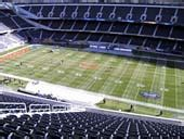 soldier field section 433 chicago bears soldier field section 433 rateyourseats com