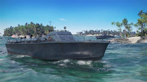 pt boat elco artstation elco 77 ft pt boat gleb kosheyev
