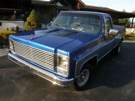 1975 gmc truck 1975 gmc beau truck