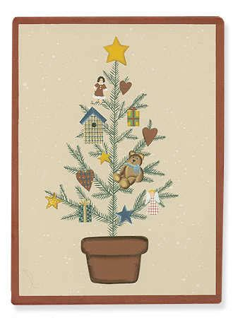prim tree gifts home decor primitive feathered tree with gifts wood sign wall decor