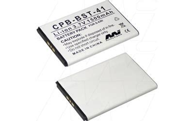 Batre Baterai Sony Ericsson Bst 41 Bst41 Original 100 sony ericsson bst 41 replacement battery buy for 19 95 in australia myshopping au