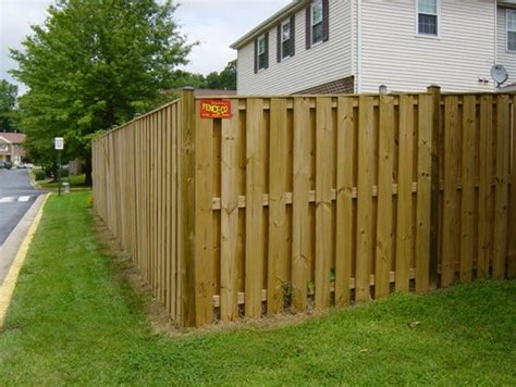 types of fences residential fencing options styles of