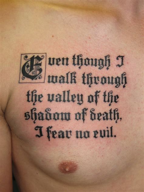 tattoo bible quotes quote tattoos designs ideas and meaning tattoos for you