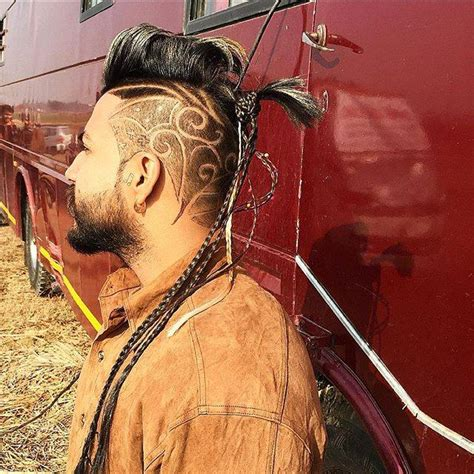 sukh e photo hd sukh e hairstyle sukh e hairstyle news celebrity sukh e