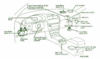 Ford mustang tail lights wiring diagrams