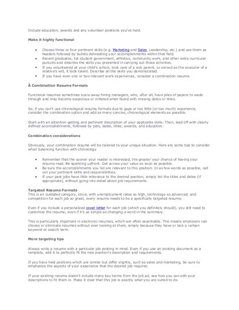 resume format desired position unemploymentbenefits web