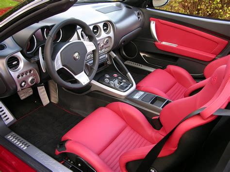 Garage Size 2 Car by File Alfa Romeo 8c Spider Interior 3 Jpg Wikimedia Commons