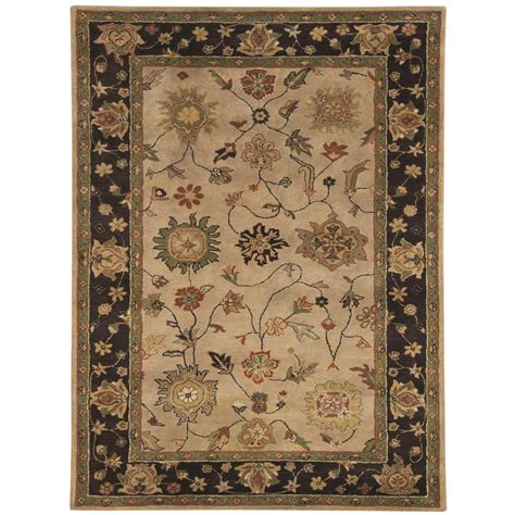 eggplant area rug dynamic rugs charisma ivory eggplant 5 ft x 8 ft indoor area rug ch691409180 the home depot