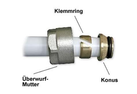 Kupferrohr Selber Pressen by Alu Verbundrohr Verlegen Hinweise Zur Verarbeitung
