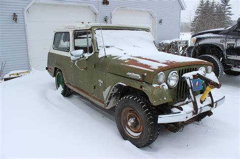 1970 jeep commando vintage 1970 kaiser jeep commando jeepster v6 buick engine