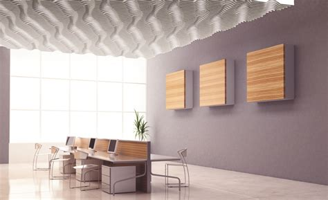 Spray Acoustic Ceiling by Dynamic Acoustic Ceiling Treatments 2016 02 03 Walls