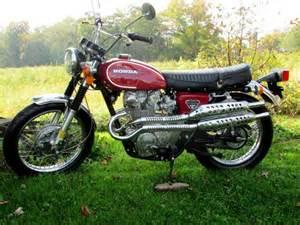 Honda Cl450 Buy 1973 Honda Cl450 On 2040motos