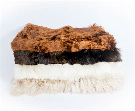 alpaca rugs alpaca fur throw rug by notonthehighstreet