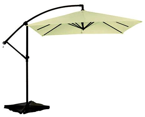 8 square cantilever patio umbrella traditional