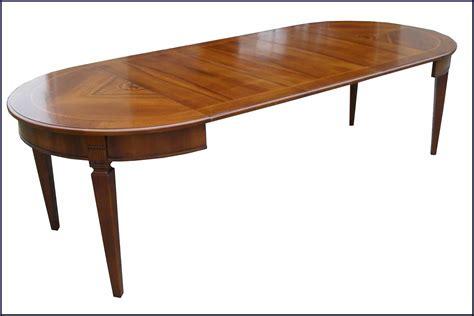 tavolo rotondo apribile tavolo rotondo con gamba scanalata apribile la commode