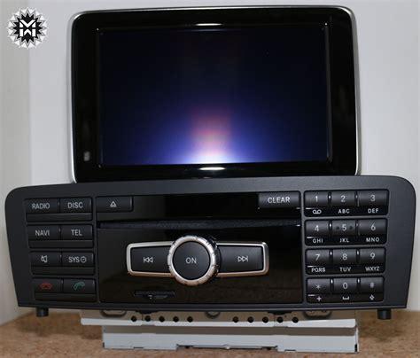 Mercedes Comand by Mercedes Comand Ntg 4 7 Dvd Navigation A