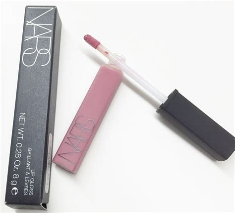 Nars Pillow Talk Lip Gloss nars lip gloss in pillow talk size nib