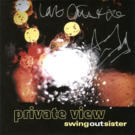 swing out sister private view swingoutsister com albums gt private view