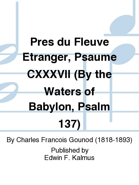 by the waters of babylon characters gradesaver pres du fleuve etranger psaume cxxxvii by the waters of