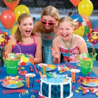 Swimming Pool Party: Ideas and Games For Children, Adults, and Teens
