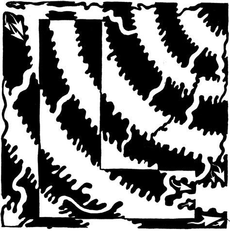 cool l l maze maze letters maze alphabet yonatan frimer
