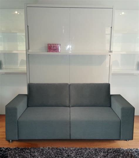 murphy bed sofa murphy bed floating shelf with sofa vancouver based
