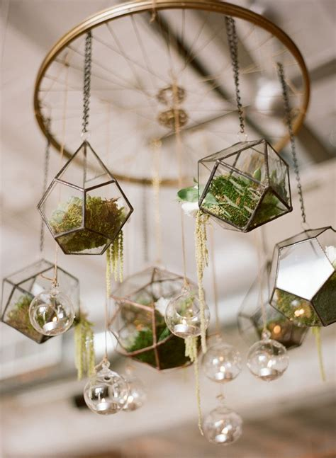 Air Plant Chandelier 25 Best Ideas About Hanging Terrarium On Hanging Plants Air Care And Copper Decor