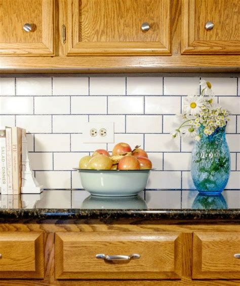 backsplash without grout 11 gorgeous ways to transform your backsplash without