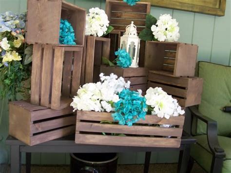 decorating wooden rustic wedding table decor ideas wedding centerpiece table center piece decoration wood