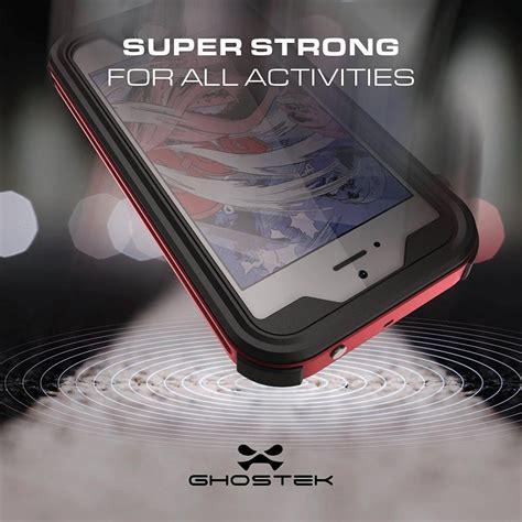 ghostek atomic 3 0 series waterproof for apple iphone 7 plus avatarcase