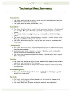 business requirements template 03 business information