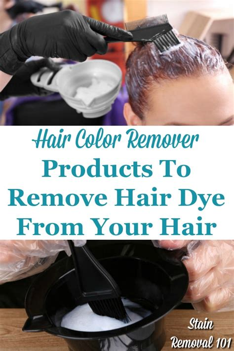 how to remove hair color from hair hair color remover products to remove hair dye from your hair
