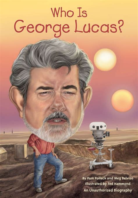 win a copy of who is george lucas in the cwk
