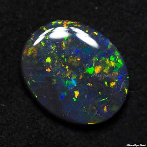 Black Opal 10 1 82 ct black opal 10 5x 5x2 5mm black opal direct