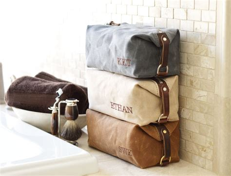 groomsmen gifts personalized dopp kit expandable