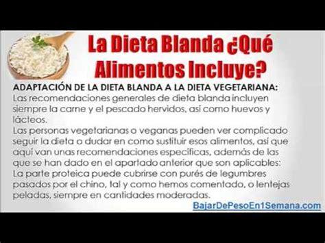 tabla de picar alimentos invento youtube dieta blanda 191 qu 233 alimentos incluye youtube