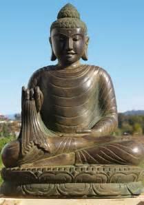 sold garden buddha statue 33 quot 69ls41 hindu gods