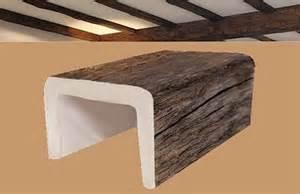 vigas de techo decorativas espaciohogar