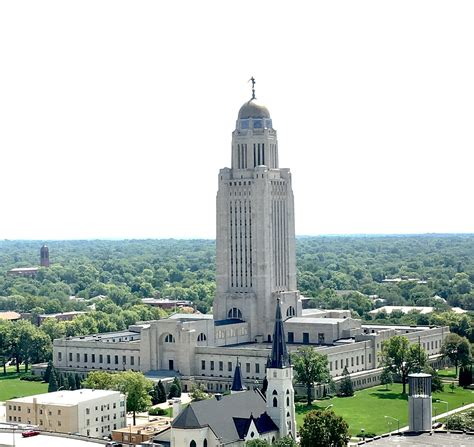 lincoln is the capital of what state nebraska state capitol