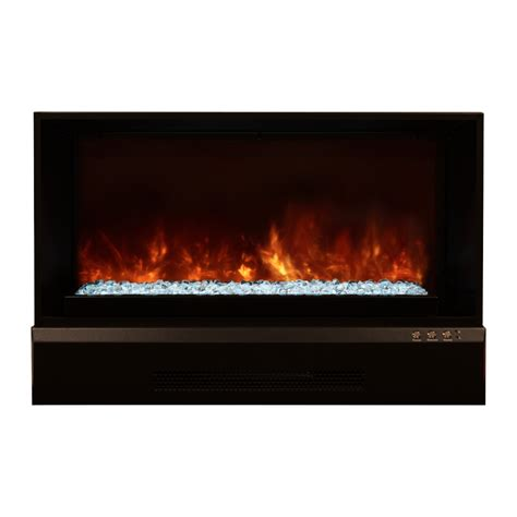 modern flames fireplace modern flames zcr 3824 electric fireplace insert