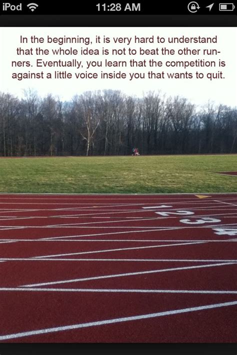 track  field quotes  sayings quotesgram