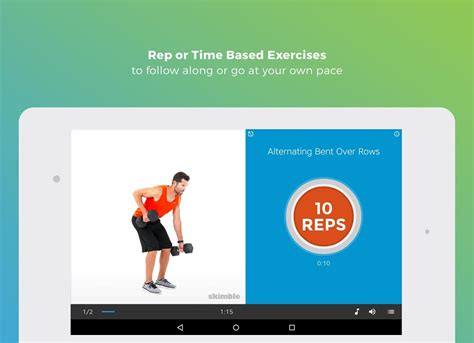 workout trainer fitness coach android apps on play