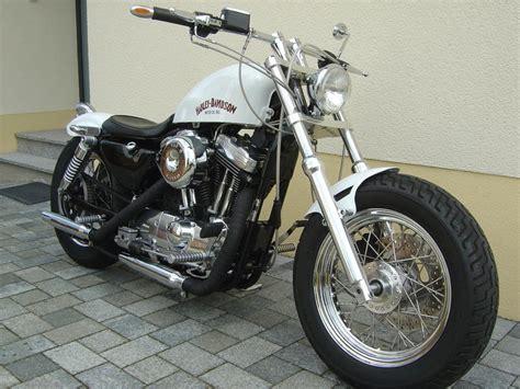 Motorrad Fender Folieren by Alle Xl 883 Progressive Tieferlegung Federbein S 1
