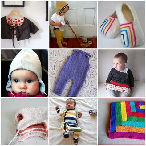 Handmade Baby Things - elsie marley 187 archive 187 kcwc warm things for baby