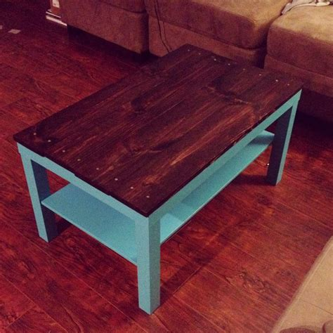diysunday ikea lack coffee table redo for the home